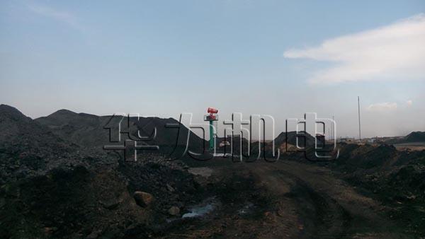 高塔式喷雾机山西和顺集团煤矿降尘