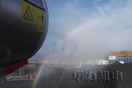 煤矿用高塔式雾炮机M08