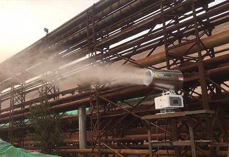工厂用100米高塔式喷雾机3