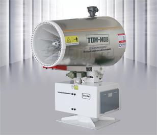 TDM-M08天地美80米雾炮机