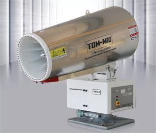TDM-M10天地美100米雾炮机
