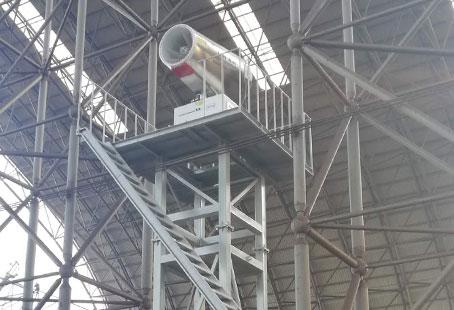 高塔式80米钢铁厂
