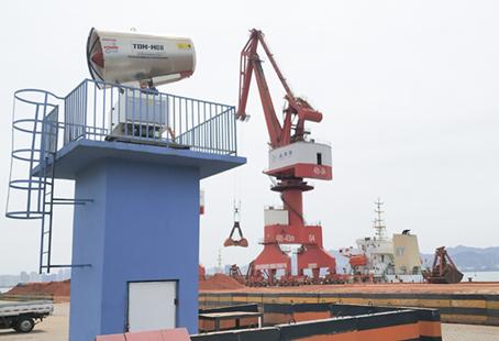 高塔式80米港口