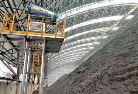 高塔式80米煤场